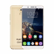 2017 Original OUKITEL U16 Max 6 inch Android 7.0 MTK6753 , 2G 3G 4G 5G Mobile Pnhoe Cell Phone Smart Phone 2017 Origina
