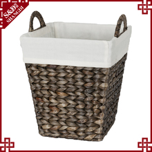 large plastic wicker laundry baskets with lid