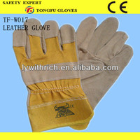 high quality genuine leather skeleton glove patterns