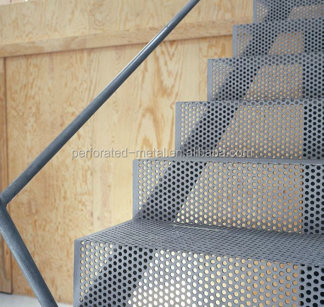 New style steel wire mesh for used metal stairs