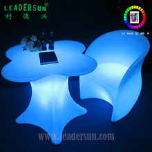 Hot Selling LED light up Furniture table