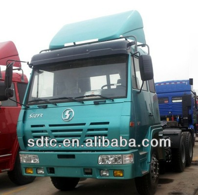 stock STEYR tractor truck on sale