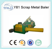 Y81T-1600 horizontal press automatic rebar scrap bale making machine(factory and supplier)