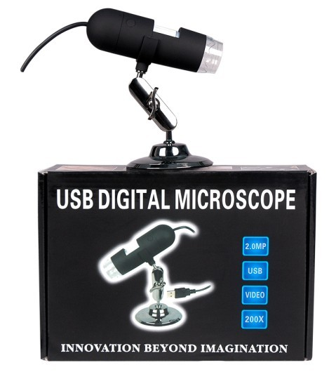 Handheld usb microscopy pathology