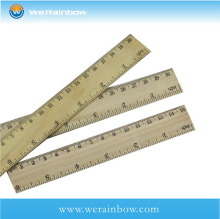 wholesale custom colored wooden ruler