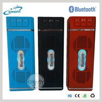Bluetooth wireless professional speakers with LED light