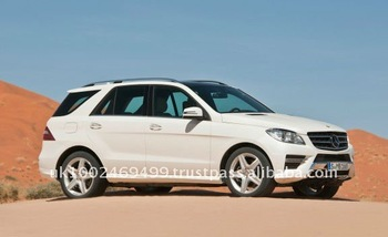 Mercedes ML250 CDI Sport - RHD