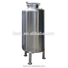 water softener raw tank