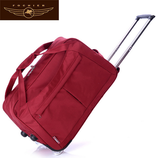 New design wheels small bag trolley