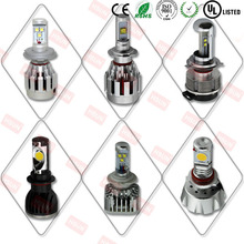 2015 new car led bulb of h4 h7 h1 h3 h8 h10 h11 h13 and car led lamp for t10 194 501 w5w 1156 1157 7443 7740 with led car light