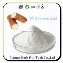 High Quality Natural Plant wild Yam Root Extract