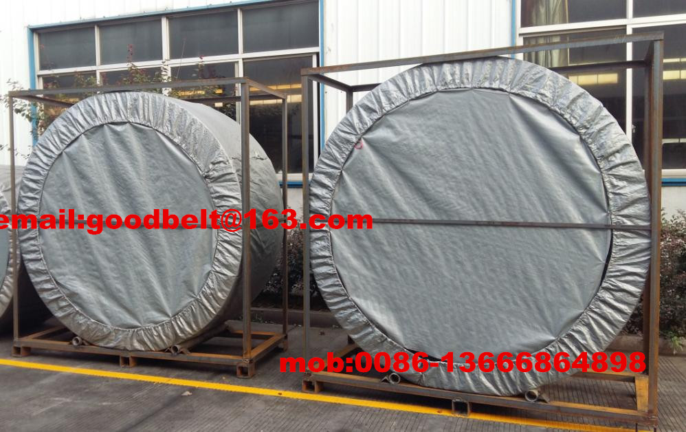 EP NN CC rubber conveyor belts manufacturer in china factory