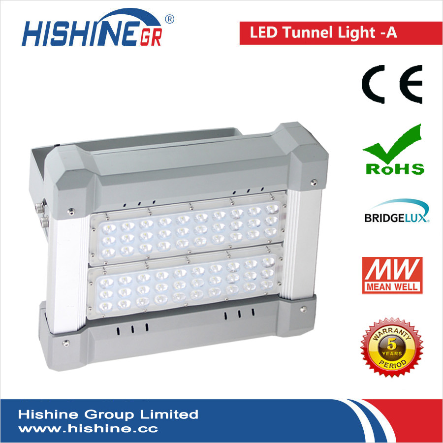 High power outdoor ip65 60w led wall pack led tunnel light in road lighting