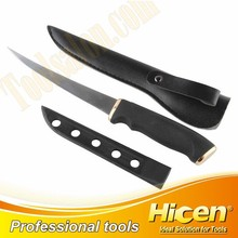 "6"" Stainless Steel Fishing Knife with Sheath, Fillet Knife with Sheath"
