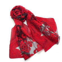 High quality wholesale 100 silk satin square scarf