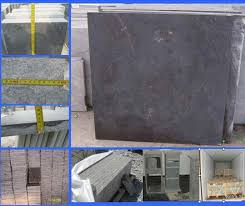 China Blue Limestone Honed & Tumbled Floor Covering Tiles,exterior limestone tiles
