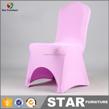 Wholesale elegant wedding party decoration lycra chair covers