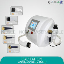 Most professional Cavitation vacuum beauty machine for body slimming