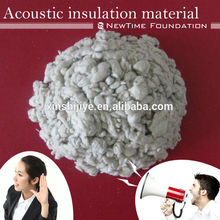 New time foundation material mineral wool / chinese fire resistant mineral wool