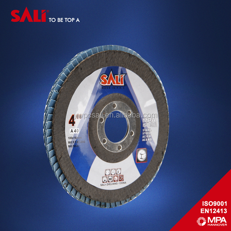 7' super flap disc and bio disc with diamond disc