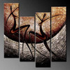 Hand Painted Paintings on Canvas Abstract Oil Paintings Home Decor Modern Decorations for Home Resturant Hotel Bar KTV