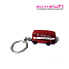 souvenir keyring 3d london bus keychain Tourist Souvenir gift key holder