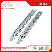Office Furniture High Quality Full Extension 45mm Ball Bearing Drawer Slide