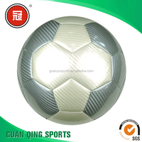 Machine stitch soccer balls footballs training ball