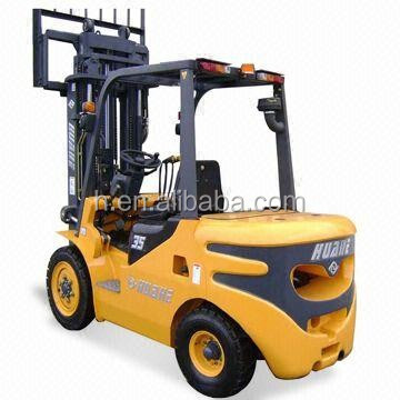 bright truck 3.5t forklift isuzu c240 engine