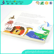 wholesale kids custom hardcover board children cheap comic book printing