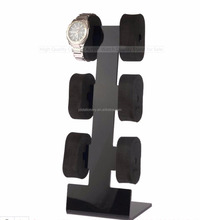 High Quality Custom Acrylic Watch Display Stand Custom Clear Acrylic Brochure Sign Menu Holder acrylic holder