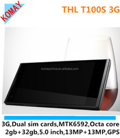 KOMAY New Product 2014 THL T100s MTK6592 Octa core 1.7GHZ 5.0 Inch FHD IPS 1920*1080 pixel 32GB ROM 2GB RAM 13MP Smartphone