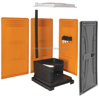 sporting events HDPE portty toilets