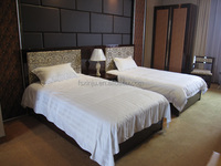 commercial apartment hotel bedroom furniture / alibaba french furniture / turkish style furniture hotel bedroom HR204