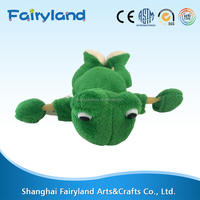 Green rog stuffed toy soft toy,stuffed animal plush stuffed frog