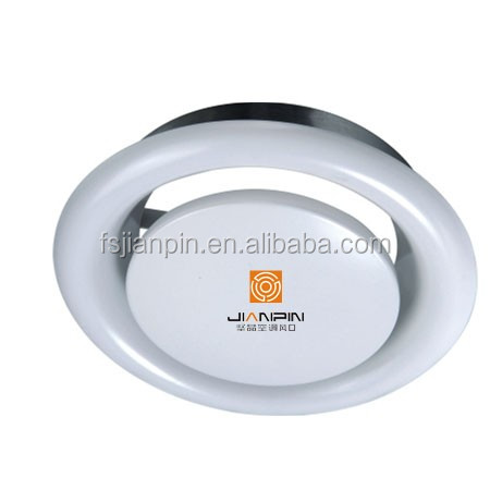 Circular Exhaust Air Valve for Indoor Decorative Air Conditioner Covers