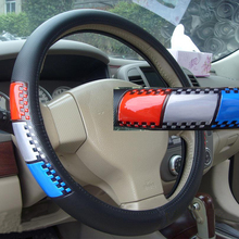 14 inch car steering wheel cover from manufacture