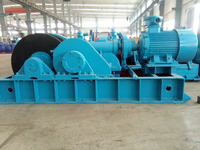 JSDB series double speed multi purpose winch for underground mining equipment