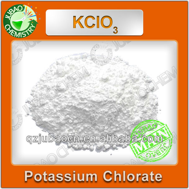 sale 99.5%potassium chlorate for firework to purchase price