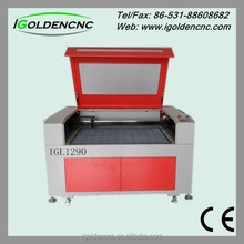 new condition high precision 6090 CO2 laser machine engraving organic glass
