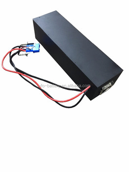 AGV Application 48V 50Ah LiFePO4 Battery pack Automatic Guided Vehicle