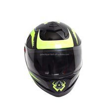 ECE/Dot certification 2018 New Helmet Personalized Motorcycle Helmets Custom Full Face Motorcycle Helmets