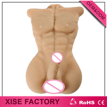 XISE Hot Sale realistic inflatable doll sex penis gay tube male sex dolls