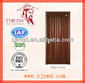high quality wooden door with painting finished