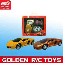 Top quality 1:20 4-ch rc pixar cars with light