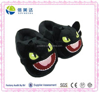 How to Train your Dragon Toothless Plush Slipper approx 11