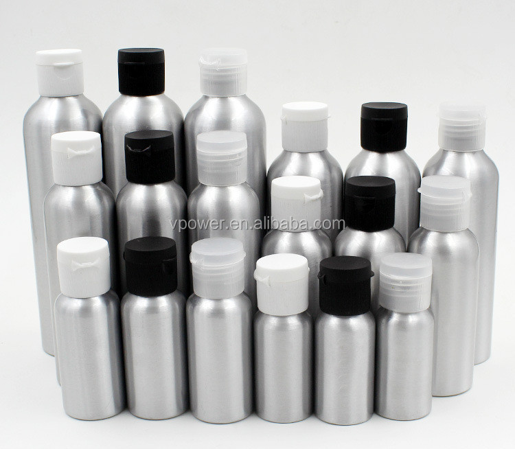 150ml emulsion/shampoo Aluminum <strong>Bottles</strong> with Plastic fip cap