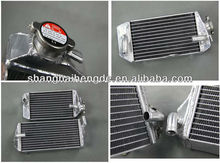 radiators motorcycle for YAMAHA YZ450F 2007 2008 2009