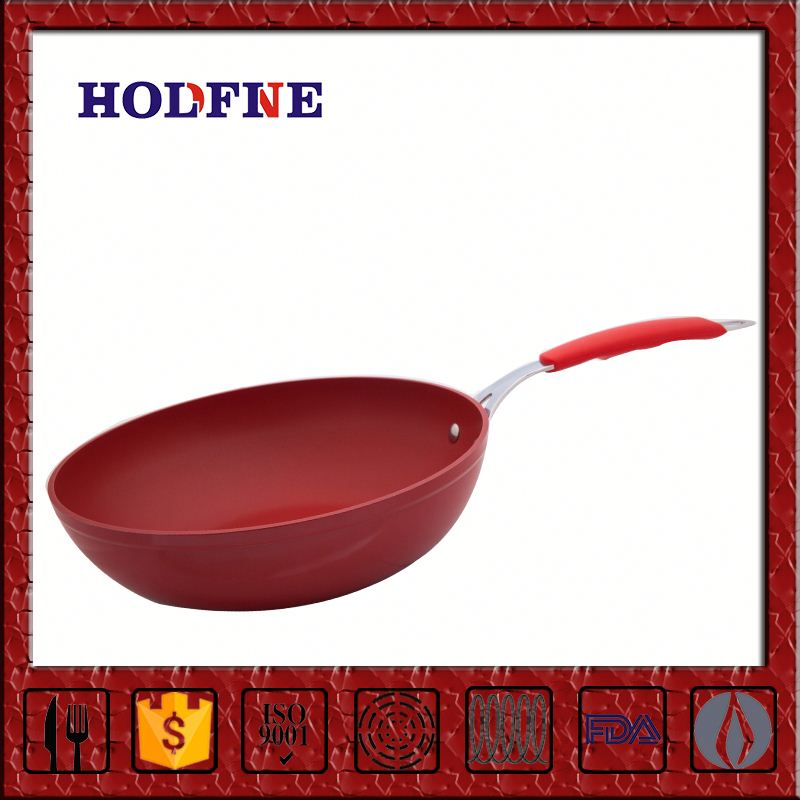 Professional Production Energy-Saving Exquisite Cooking Die Cast Aluminum Pan And Pot