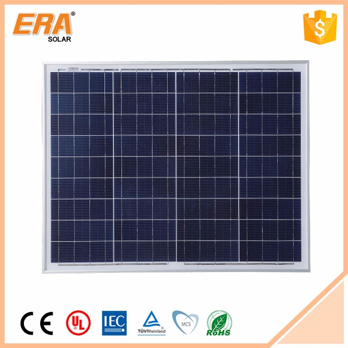 high efficiency outdoor 18v poly solar module